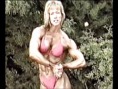 Melinda McN Female Bodybuilder