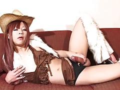 Sayaka la delicieuse cowgirl