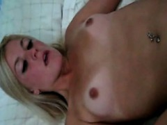 Very Horny Leanna Leigh Fingers Her Pussy To Orgasm