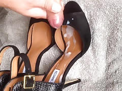 Cum on not teen sisters steve madden high heels