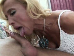 Melissa Is A Mature Lady Who's Very Hungry For Cock And