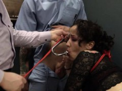Horny Violently Banged Bdsm Babe With Ropes