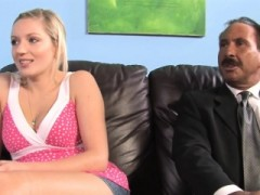 Kylee Reese And Her Father Try Bbc Therapy