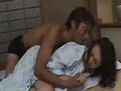 Stacked Oriental Wife Gets Her Tight Snatch Pounded Deep By