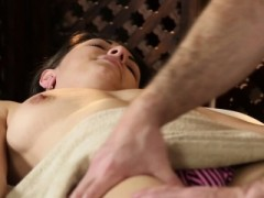 Massage Slut Gets Fucked