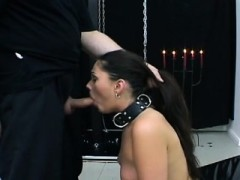 Bondage Act With A Lad Who Gets Tortured By Domina