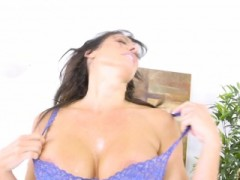 Car Rental Milf Bangs Huge Dick Client