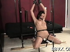 Big Dude Bounds And Gets Coarse With A Horny Diminutive Slut