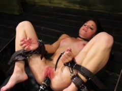 Best Bdsm Scene With Playgirl Getting Her Mouth Fucked Hard