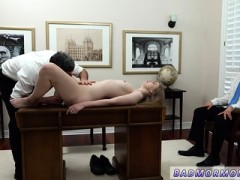 German Teen 18 Hd I've Looked Up To President Oaks My Entire
