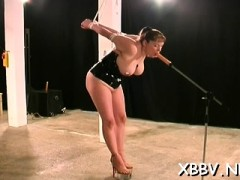 Adult Woman Endures Complete Bdsm Xxx While Nude