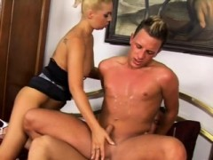 Playgirl Gives Head And Bonks In Smashing Bi Fuck Video