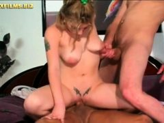 Kelly Coed – Double Penetration