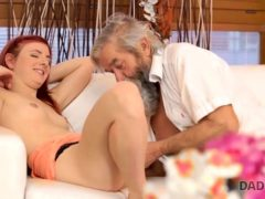 Daddy4k. Old Man Will Never Forget Juicy Young Sissy
