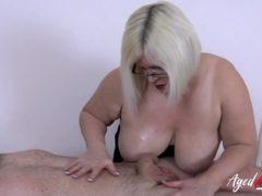 Agedlove Massage Goes Wild Very Quickly