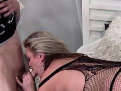 Sexy Heather Payne Enjoys Sucking A Big Cock