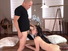Amateur Teen Parents Home Vacation In Mountains