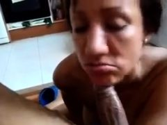 Mature Handjob Loving Milf Working Dick In Pov And Loves It