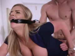 Blonde Sexy Milf Rachael Cavalli Gets A Hard Dick Down