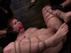 Horny Vixen Enjoys Thraldom With Harsh Mistresse In Latex