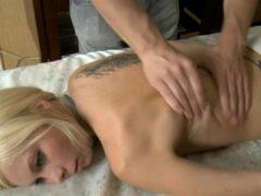 Appetizing Blonde Dulsineya Feels A Cock